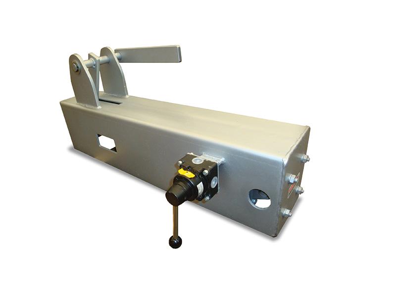 Sistema Pneumático para Grelhado de Caldeira